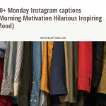 50 Monday Instagram Captions Morning Motivation Hilarious Inspiring Mood
