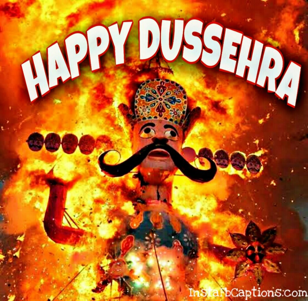 Dussehra (quotes, sms, wishes, status)  - d2 1024x1000 - 200+ Dussehra Captions and Wishes (Quotes Funny Unique)