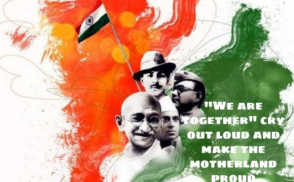 Sloga  - slogan 1024x634 - 50+ Republic Day captions(Quotes Slogans Messages)