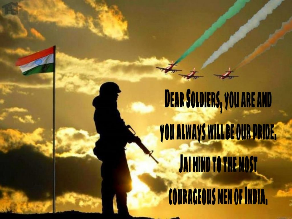 Soldiers  - soldiers 1024x768 - 50+ Republic Day captions(Quotes Slogans Messages)