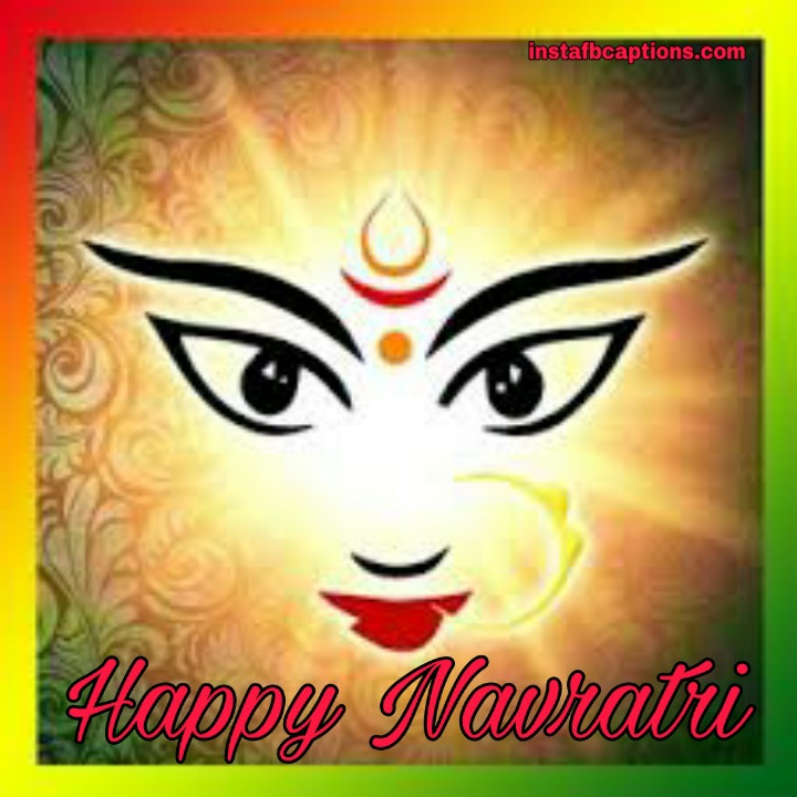 120+ Navratri Quotes, Wishes and Instagram Captions  - PicsArt 07 03 08 - 120+ NAVRATRI Captions for your Navratri Outfit Instagram Post 2021