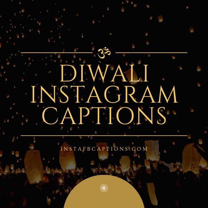 Diwali Instagram Captions
