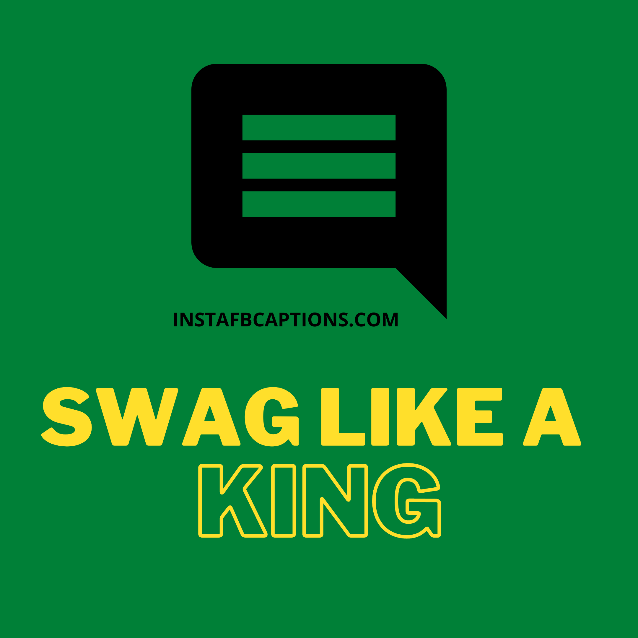 Swag Like A Ki  - Swag like a King - Best COMMENTS for BOYS PICS on Instagram 2021