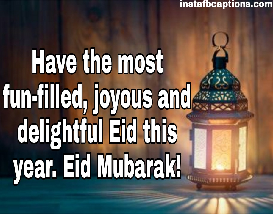 Have the most fun-filled, joyous and delightful Eid this year. Eid Mubarak!  - WhatsApp Image 2020 10 25 at 2 - 100+ Eid Captions for Instagram|| (Funny Hindi Savage)