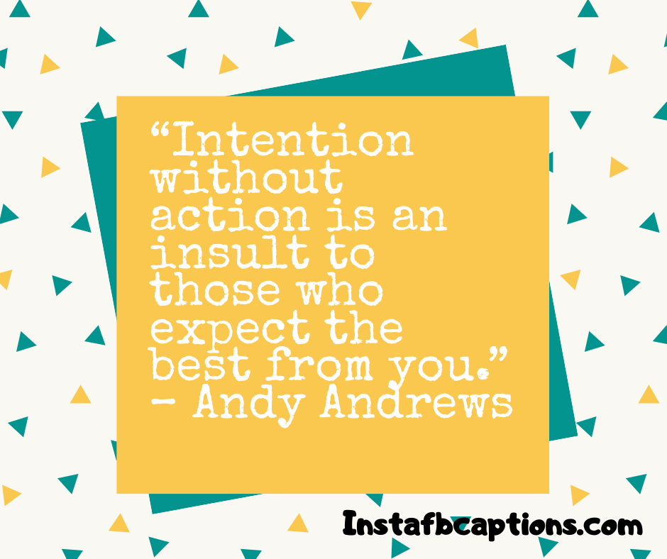 January Born Quotes  -    Intention without action is an insult to those who expect the best from you - January Quotes, Captions, Sayings and Poems || (Funny Calendar Born Snow)