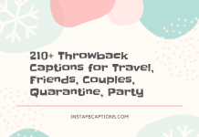 210 Throwback Captions For Travel Friends Couples Quarantine Party