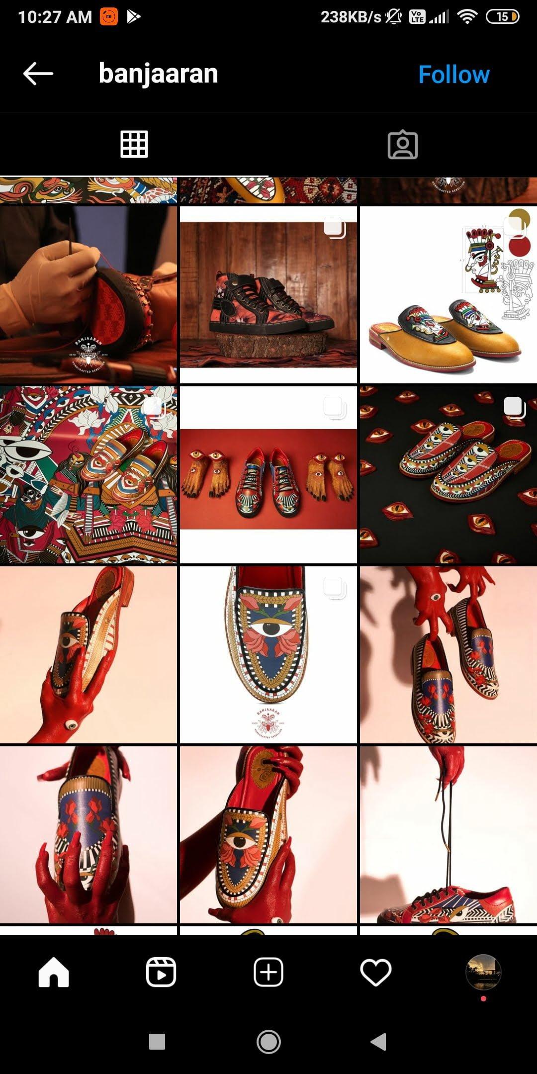 @banjaara  -  banjaaran - 50+ SHOPPING Instagram ACCOUNTS for Clothes, Shoes, Jewellery 2021