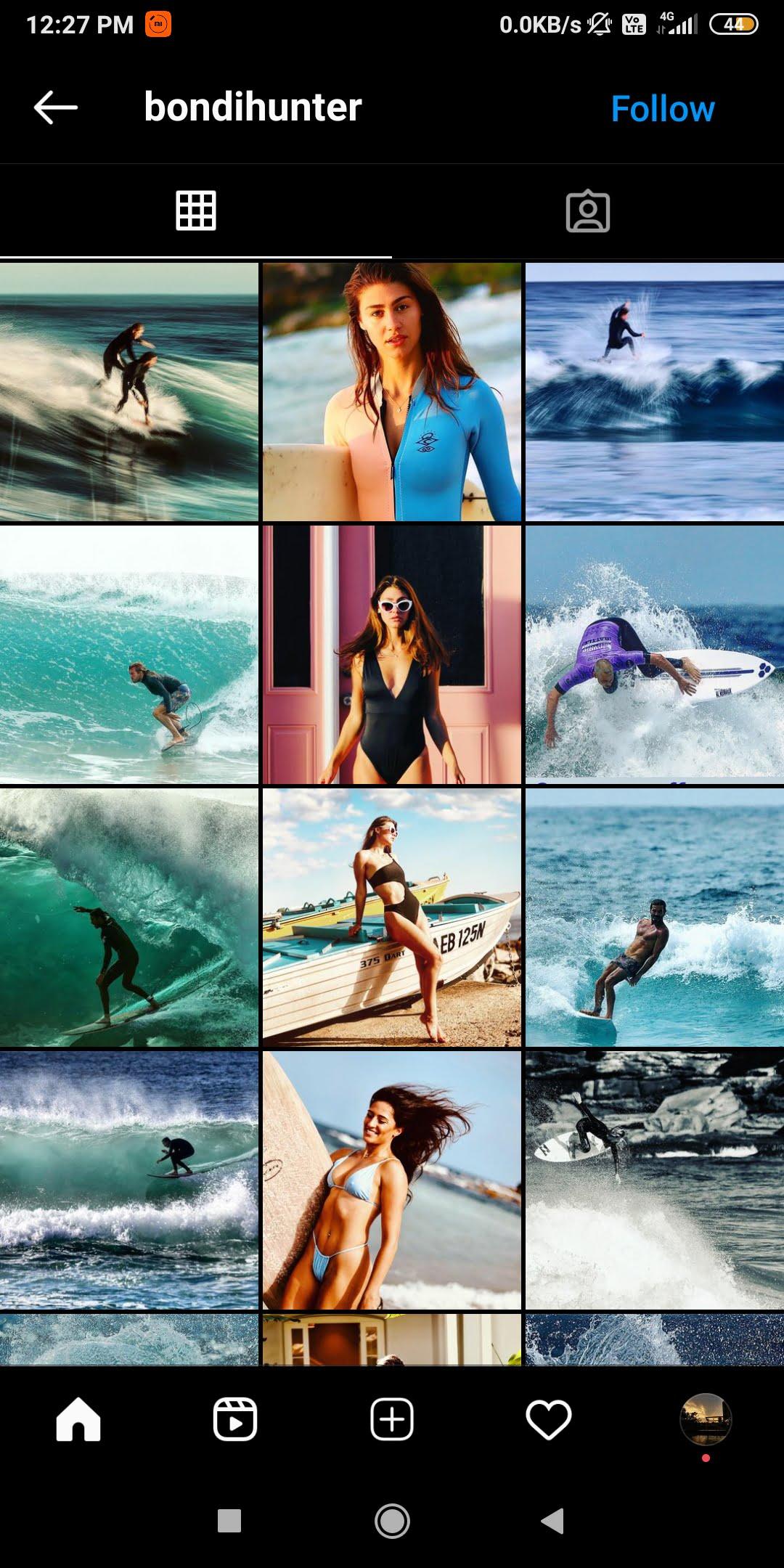 @bondihunter  -  bondihunter - 43 Best PHOTOGRAPHY Instagram Accounts  – PHOTOGRAPHERS to Follow Right Now