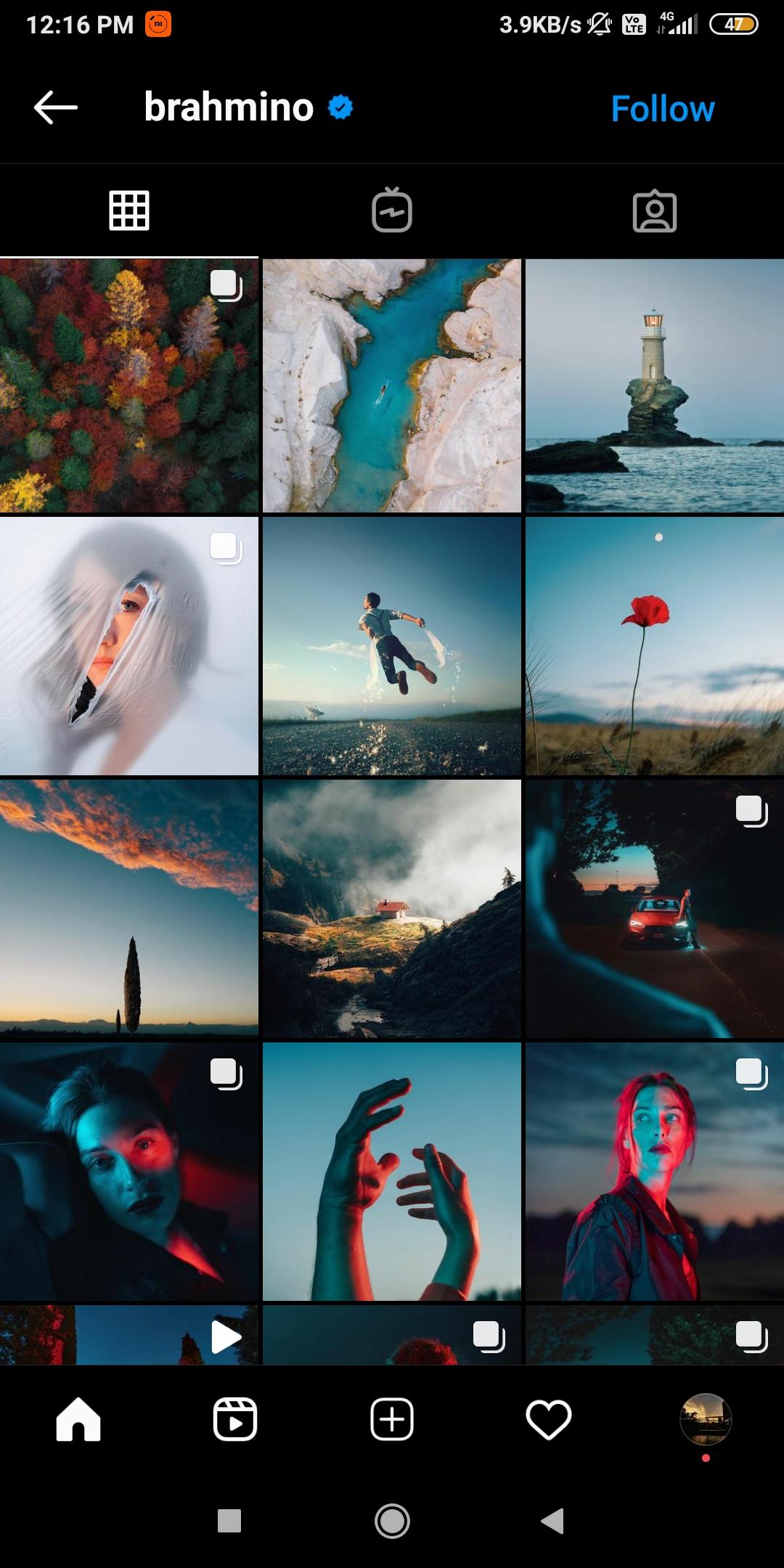 @brahmino  -  brahmino - 43 Best PHOTOGRAPHY Instagram Accounts  – PHOTOGRAPHERS to Follow Right Now