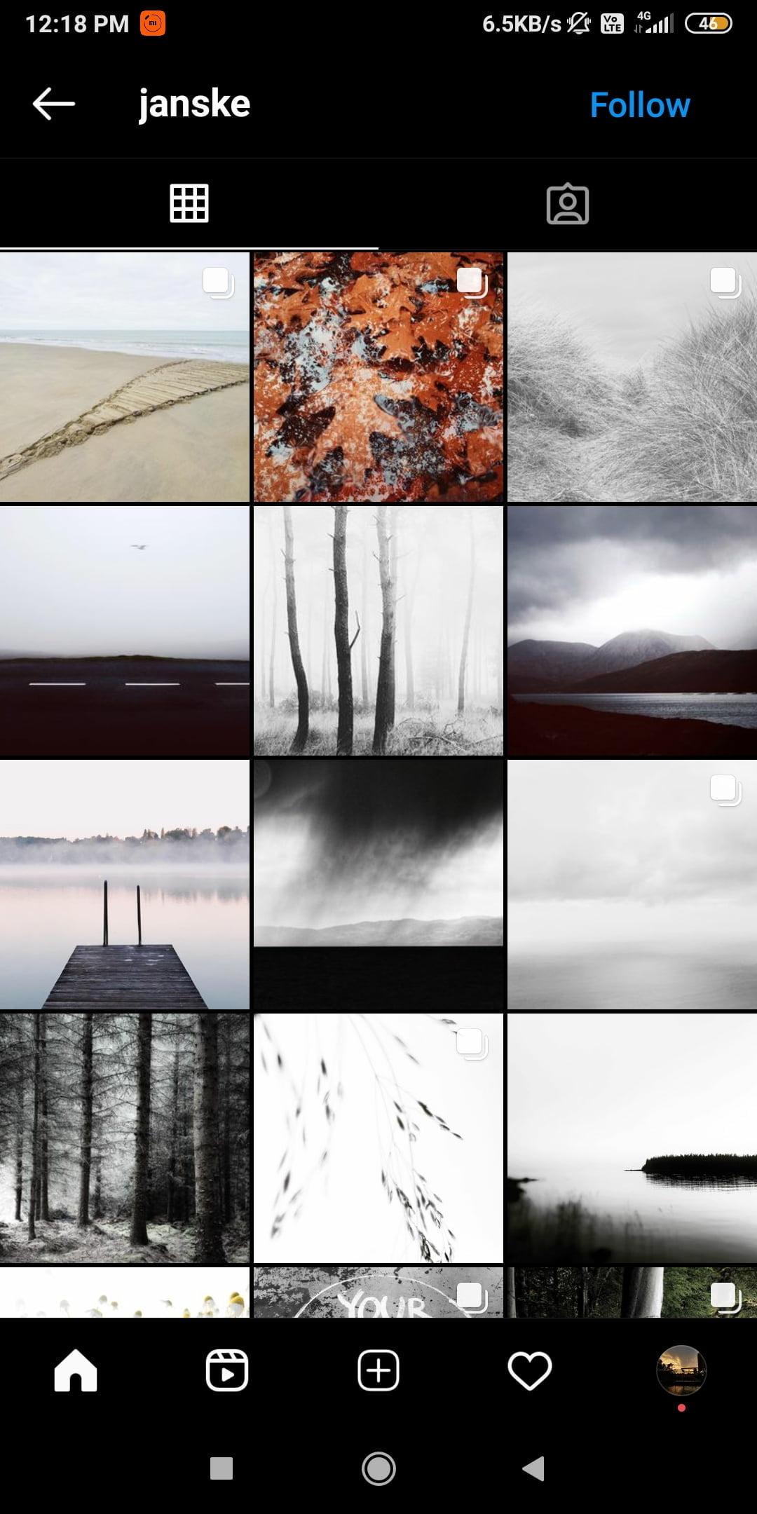 @janske  -  janske - 43 Best PHOTOGRAPHY Instagram Accounts  – PHOTOGRAPHERS to Follow Right Now