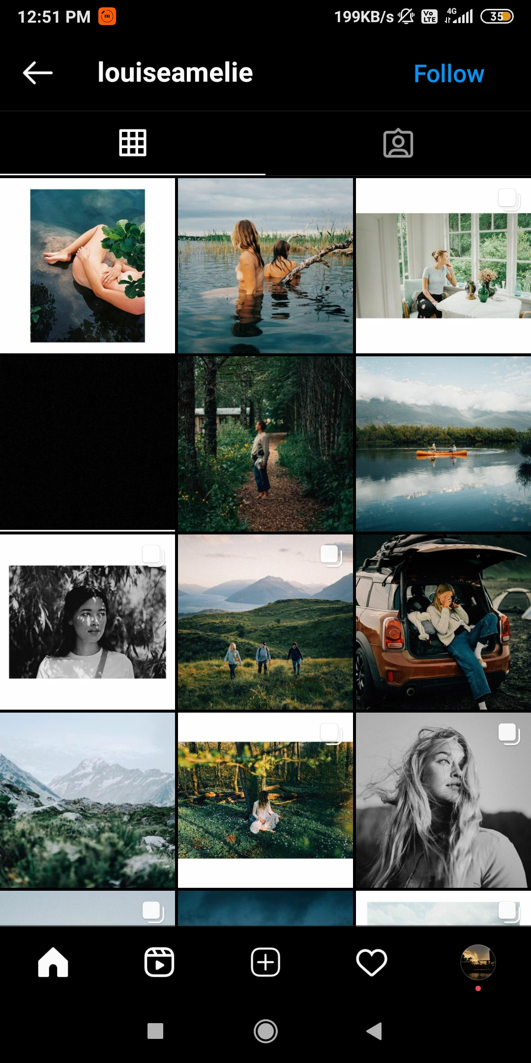 @louise  -  louise - 43 Best PHOTOGRAPHY Instagram Accounts  – PHOTOGRAPHERS to Follow Right Now