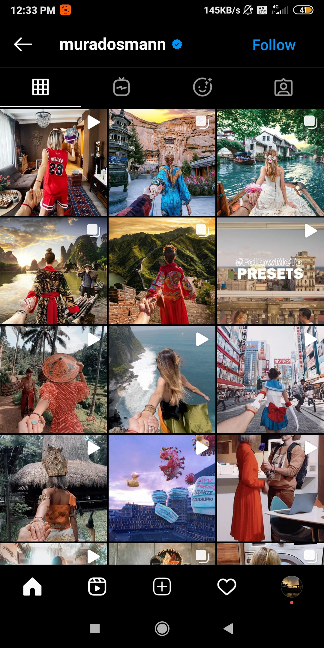 @murad  -  murad - 43 Best PHOTOGRAPHY Instagram Accounts  – PHOTOGRAPHERS to Follow Right Now