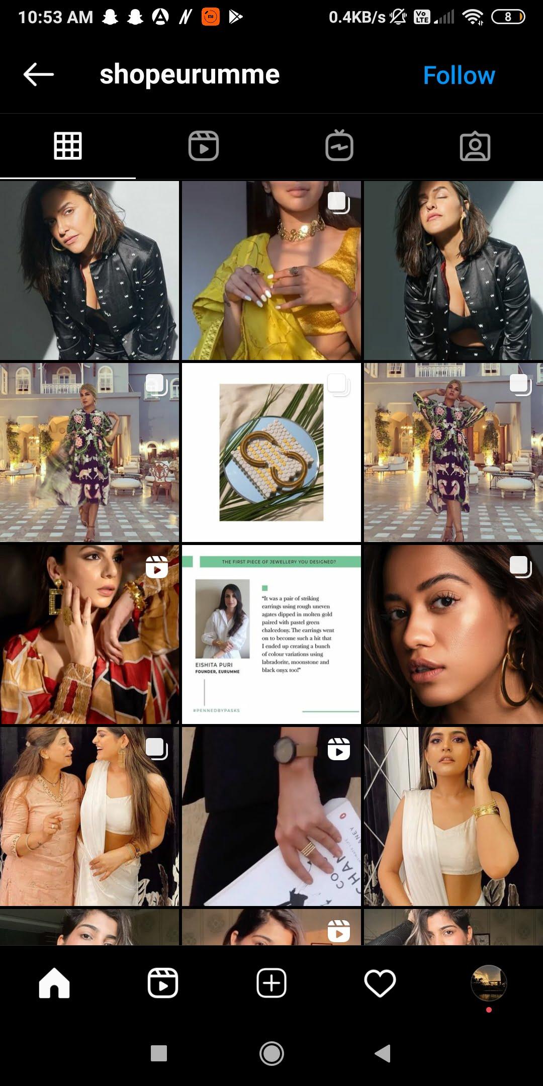 @shopeurumme  -  shopeurumme - 50+ SHOPPING Instagram ACCOUNTS for Clothes, Shoes, Jewellery 2021