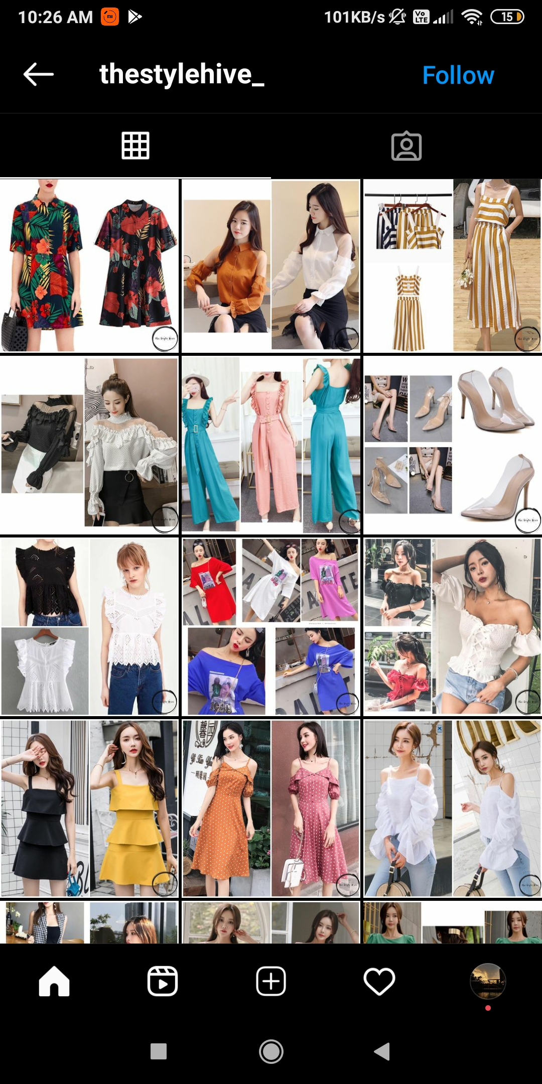 @thestylehive   -  thestylehive  - 50+ SHOPPING Instagram ACCOUNTS for Clothes, Shoes, Jewellery 2021