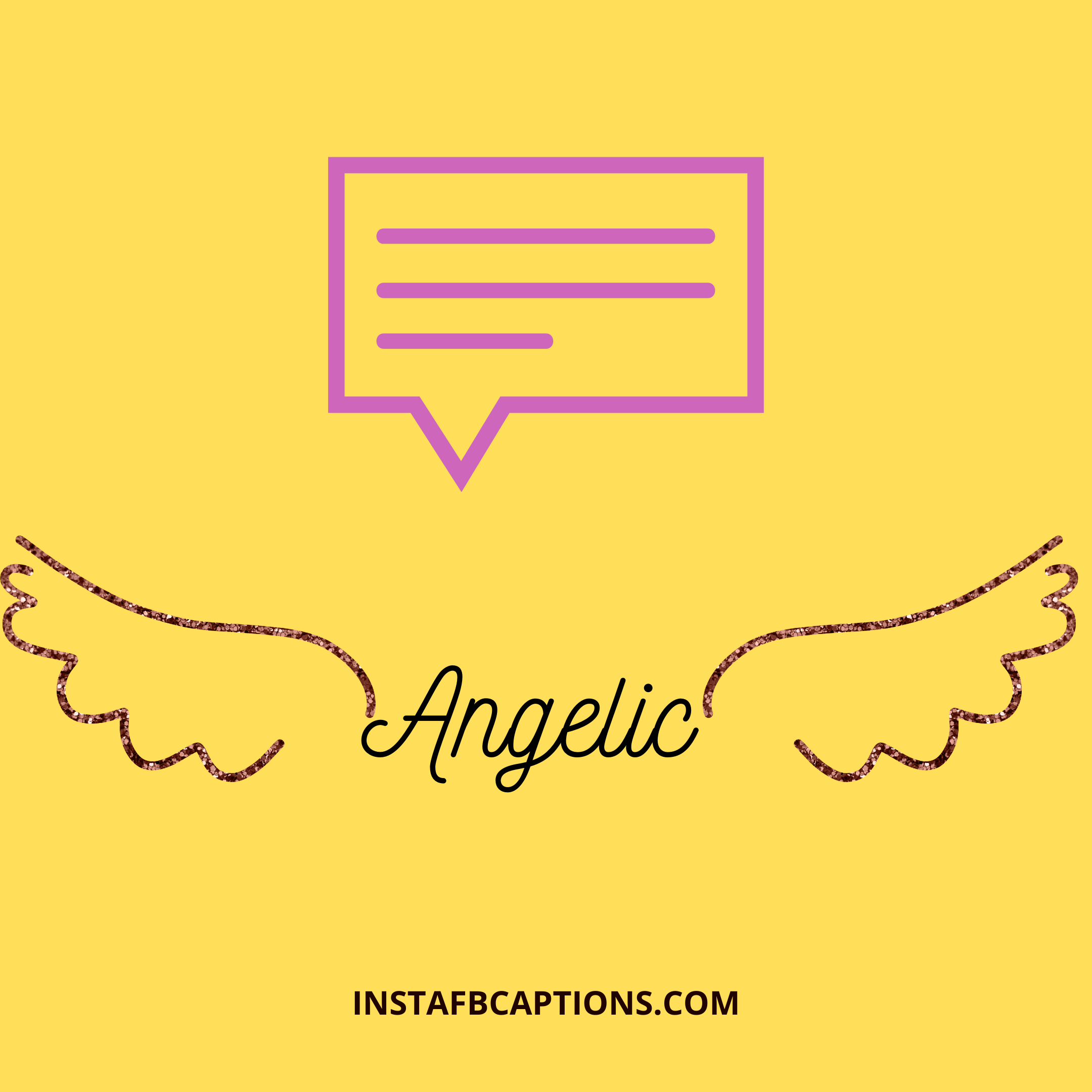 Angelic  - Angelic - 600+ Best Comments for Girls Pic Instagram 2020
