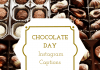 Chocolate Day Instagram Captions  - CHOCOLATE DAY Instagram Captions 100x70 - 10,000+ Instagram Captions 2021 – Boys, Girls, Friends, Wishes & Selfies