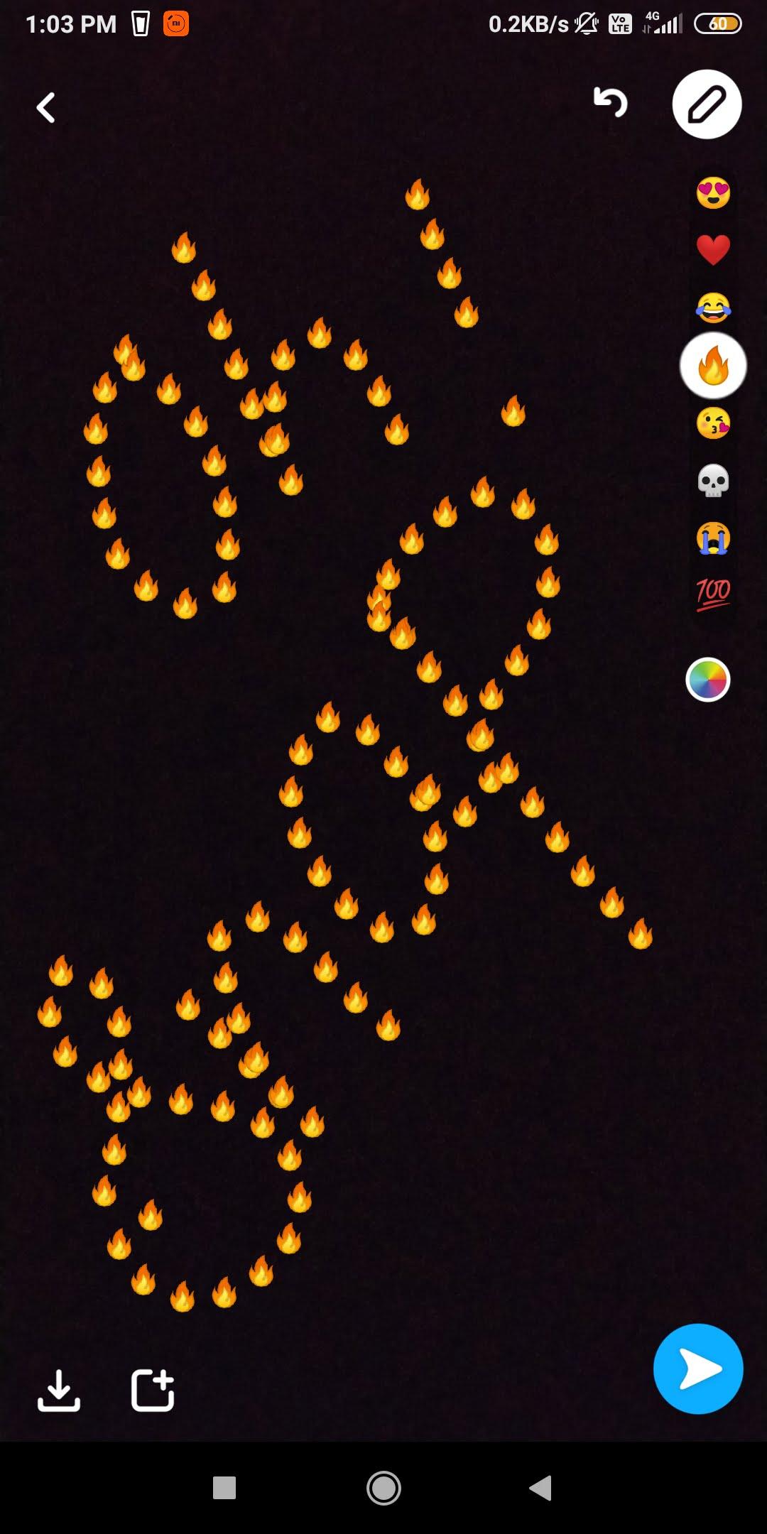 Drawing Emojis  - Drawing emojis - 31 Best SNAPCHAT HACKS, Features & Tricks 2021