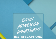 Earn Money On Whatsa