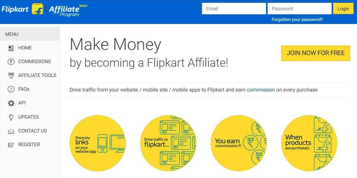 Flipkart Affiliate Image2 1200x600  - Flipkart Affiliate image2 1200x600 - Affiliate Marketing – Make Money From Instagram (Method 2)