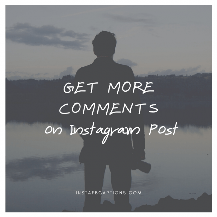 Get More Comments On Instagram Post