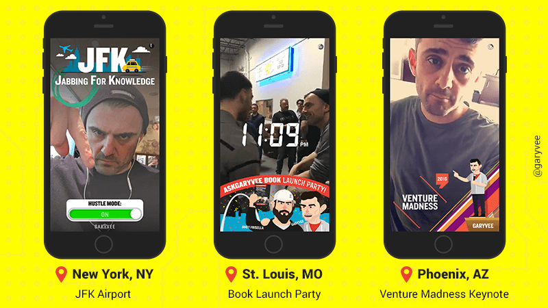 Geofilters Example  - Geofilters example - MAKE MONEY on SNAPCHAT – 4 Methods