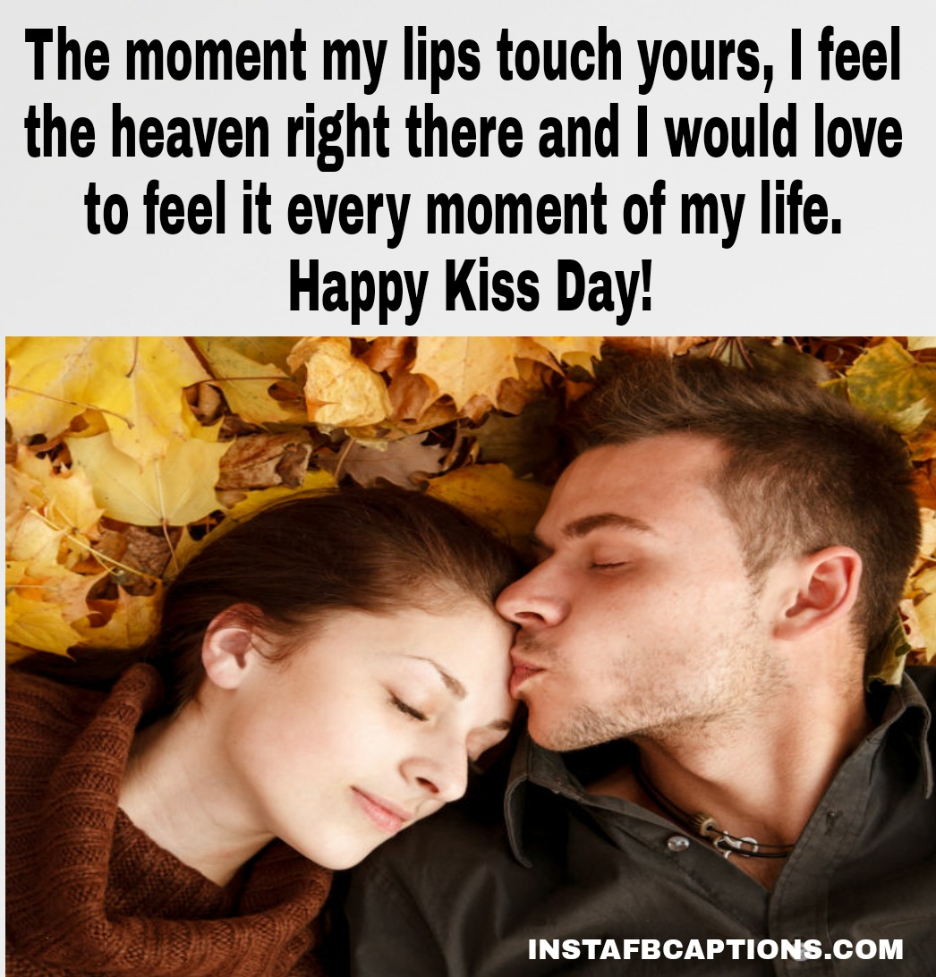 Happy Kiss Day Quotes  - Happy Kiss Day Quotes - 250+ Kiss Day Captions, Quotes, Messages, Wishes, Status