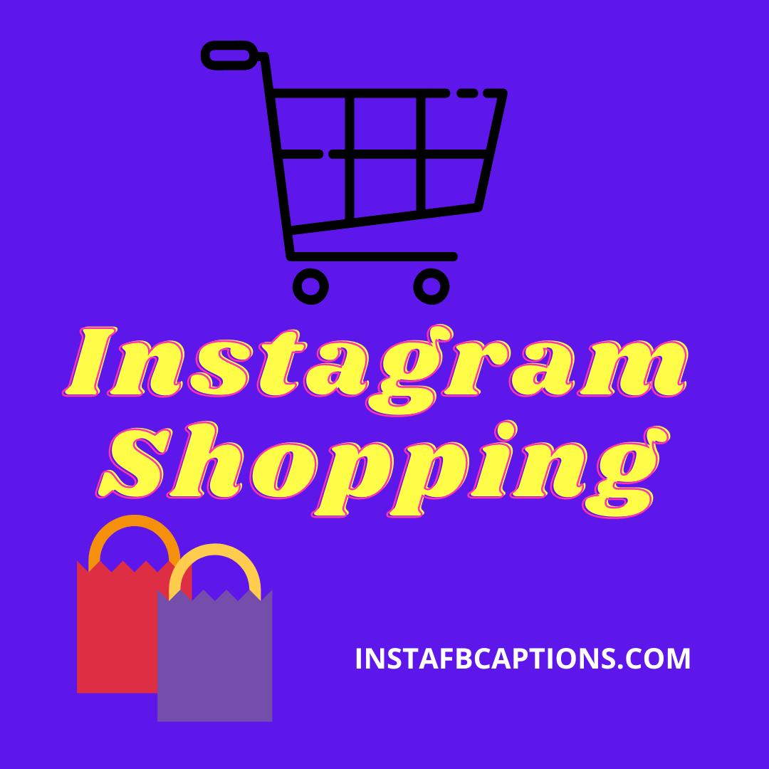Instagram Shoppi  - Instagram Shopping - Sell Products – Make Money From Instagram (Method 3)