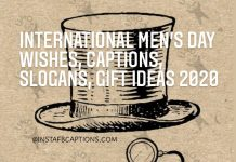 International Men's Day Wishes Captions Slogans Gift Ideas 2020