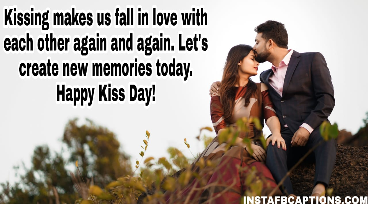 Kiss Day Quotes And Messages For Girlfriend  - Kiss Day Quotes and Messages for Girlfriend - 250+ KISS DAY Instagram Captions & Quotes 2021