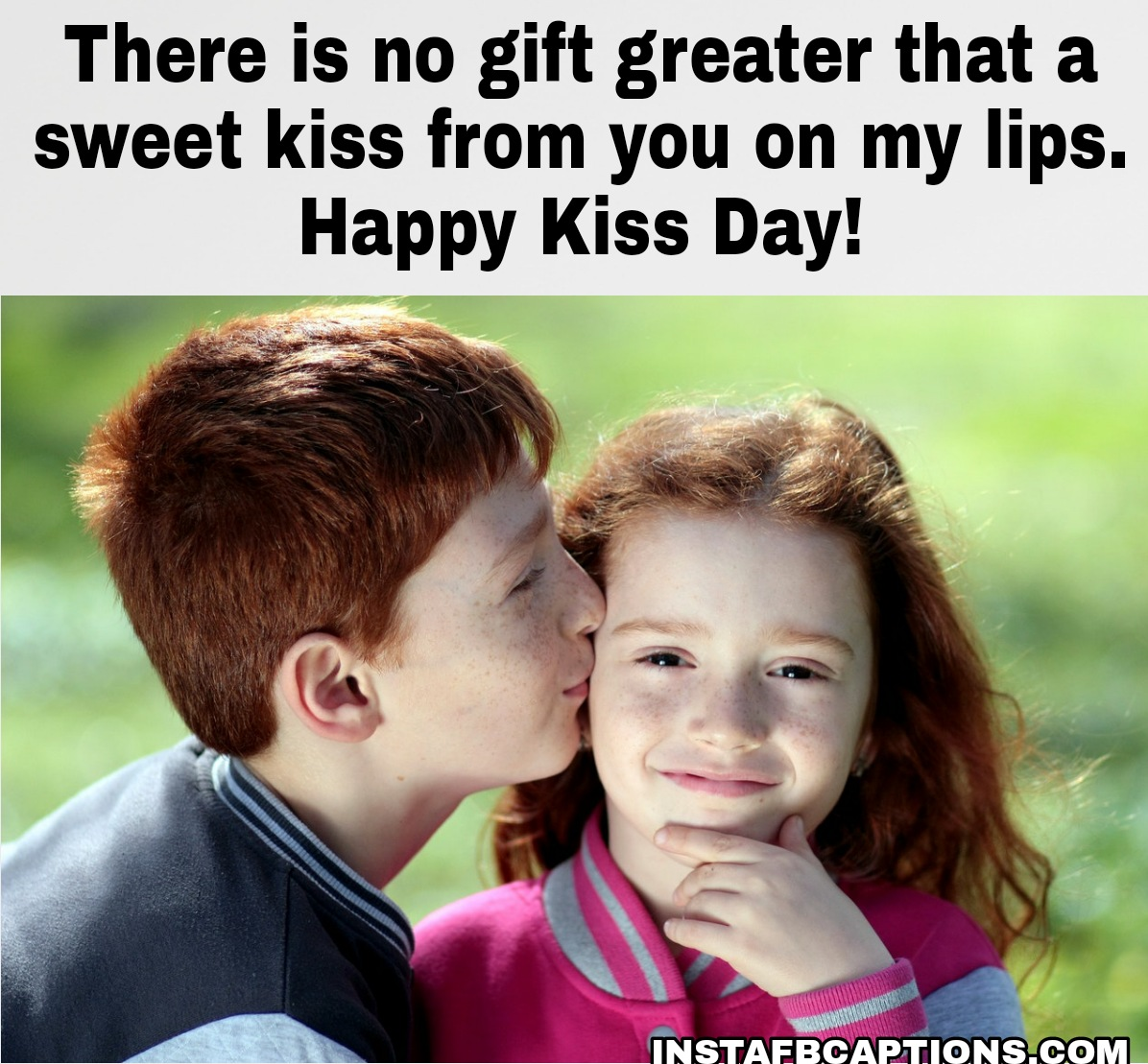 Kiss Day Status  - Kiss Day Status - 250+ Kiss Day Captions, Quotes, Messages, Wishes, Status