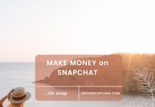 Make Money On Snapchat