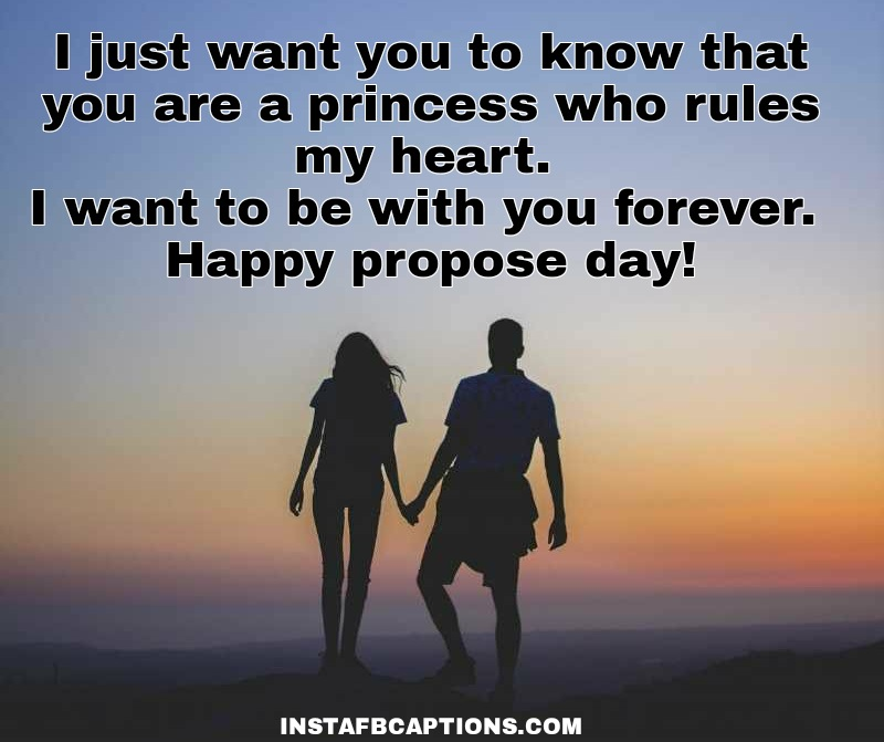 Propose Day Images With Quotes  - Propose Day Images with Quotes - 250+ PROPOSE Day Instagram Captions & Quotes 2021