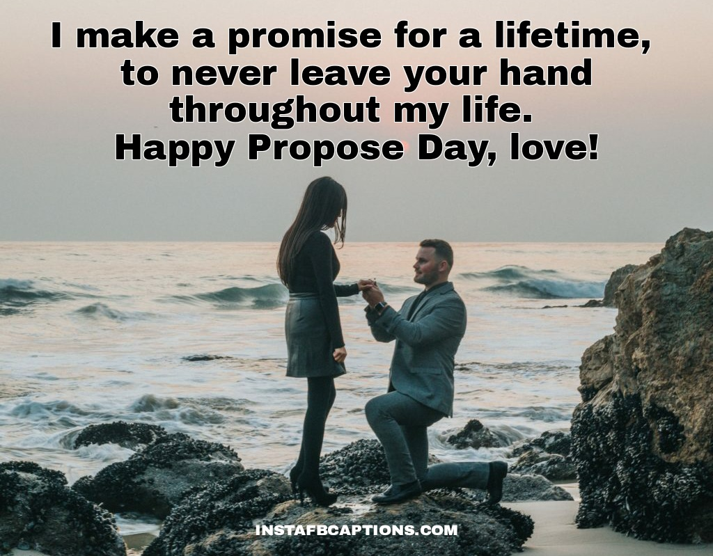 Propose Day Quotes For Wife  - Propose Day Quotes for Wife - 250+ PROPOSE Day Instagram Captions & Quotes 2021
