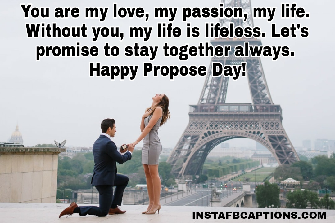Propose Day Sms  - Propose day SMS - 250+ PROPOSE Day Instagram Captions & Quotes 2021