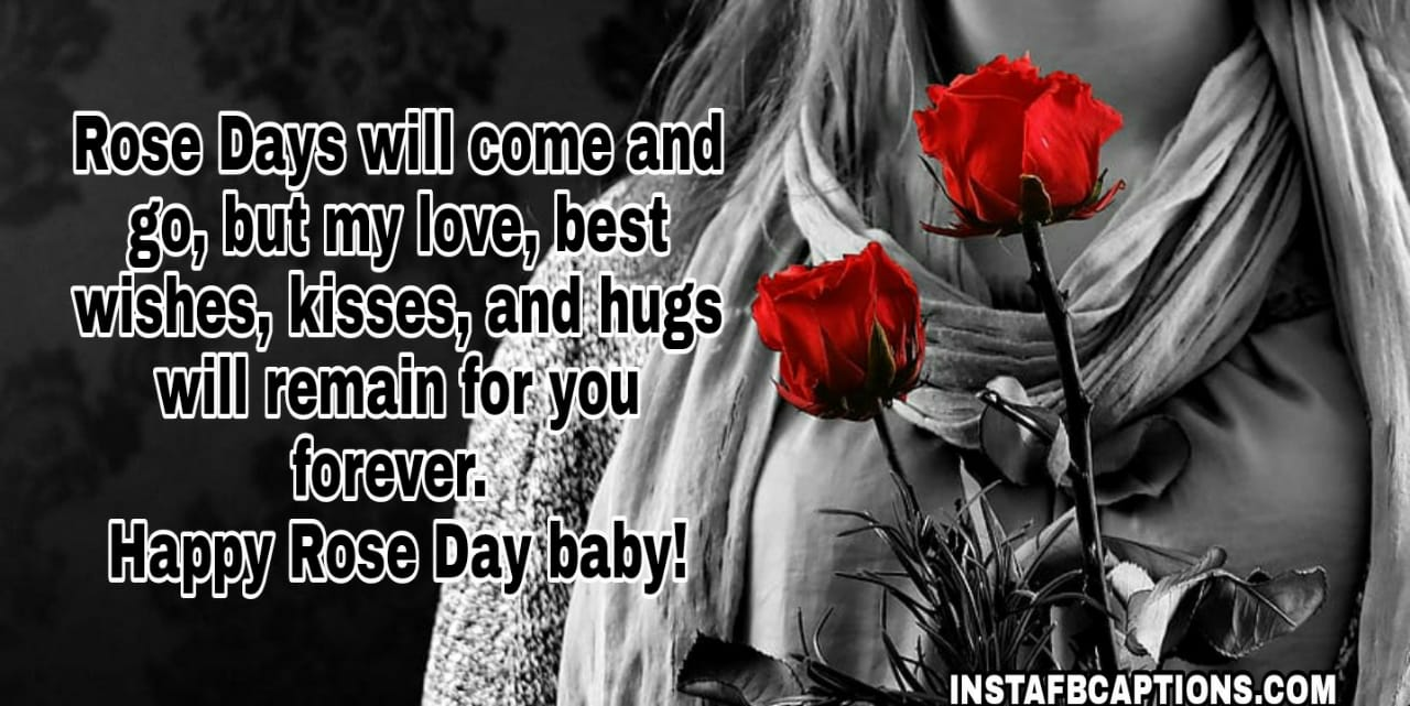 Rose Day Quotes For Boyfriend  - Rose Day Quotes for boyfriend  - 250+ Rose Day Captions, Quotes, Status, Wishes, Messages, and Greetings