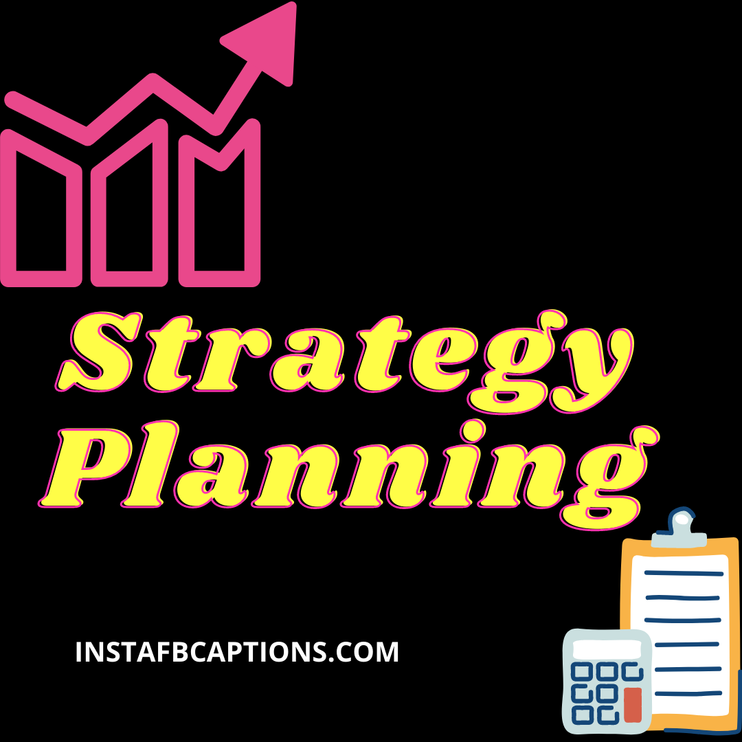 Strategy Planni  - Strategy Planning - Social Media MARKETING SERVICES – Make Money From Instagram