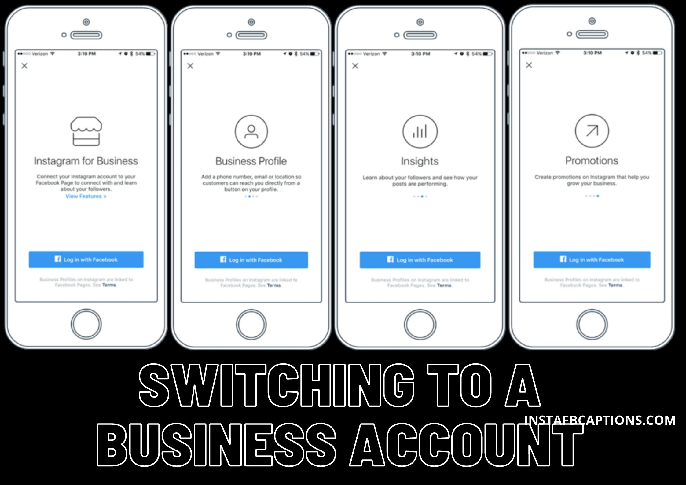 Switching To A Business Account  - Switching to a Business Account - INSTAGRAM INFLUENCING – Make Money From Instagram