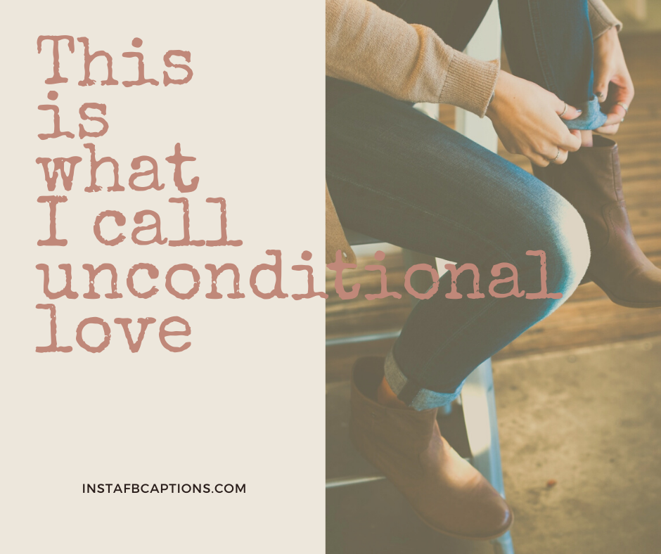 Travel Throwback Captions  - This is what I call unconditional love - 210+ Throwback Captions for Travel, Friends, Couples, Quarantine, Party