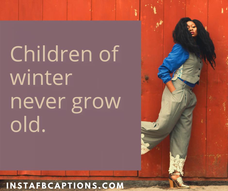 Winter Captions For Instagram Selfies  - Winter captions for Instagram Selfies - 101+ Snow WINTER Instagram Captions 2021