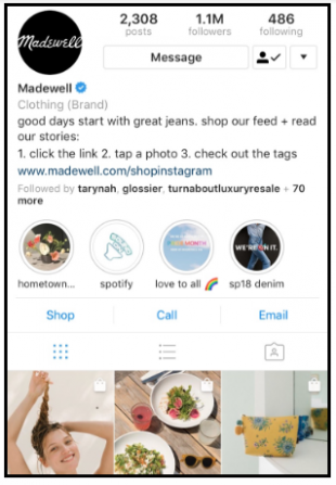 Instagram Bio For Business Clothing Fashion Beauty Food Jewelry Cake Instafbcaptions