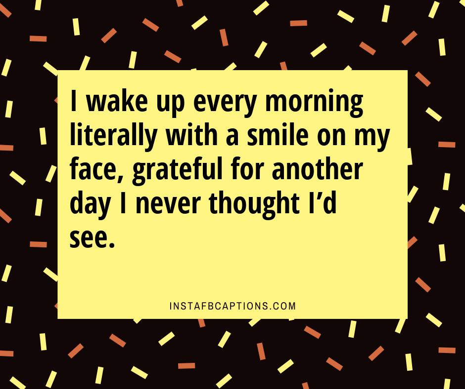 Beautiful Good Morning Quotes  - Beautiful Good Morning Quotes - 300+ GOOD MORNING Instagram Captions & Quotes 2021