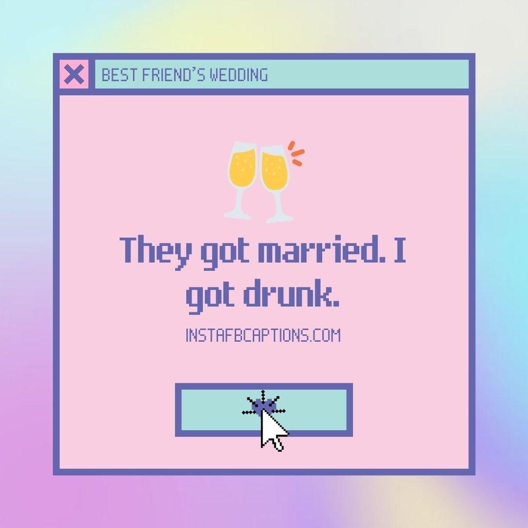 Best Friend Of The Bride Captions  - Best Friend of the Bride Captions 1 - 90+ BRIDE Instagram Captions for Wedding 2021