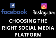 Choosing The Right Social Media Platform Instagram Vs Facebook Vs Snapchat Vs Twitter