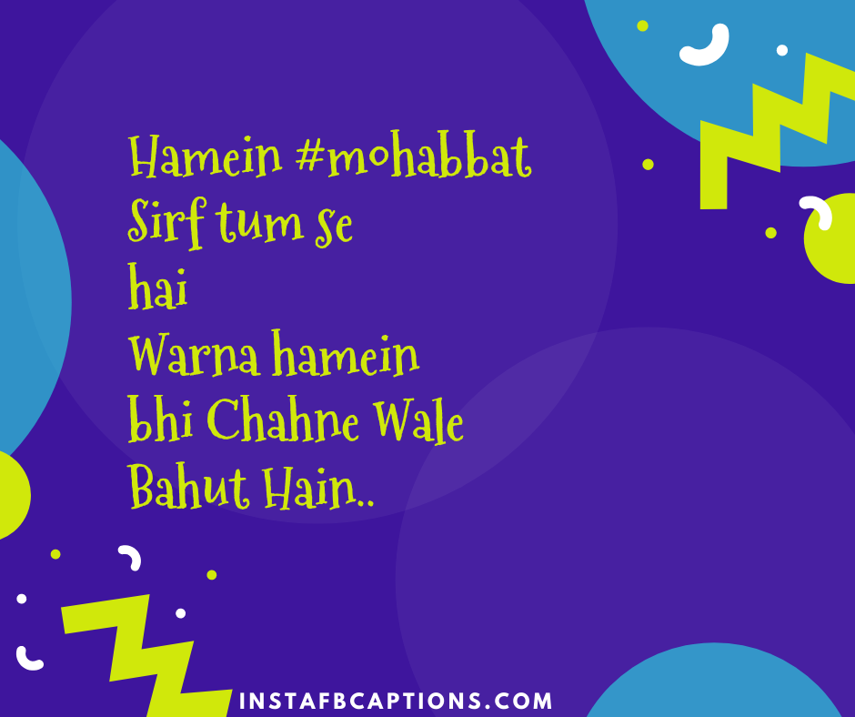 Hindi Love Captions For Your Wife  - Hindi Love Captions for your Wife - 240+ WIFE Instagram Captions & Quotes 2021