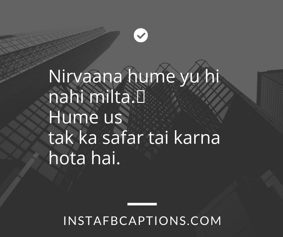 Hindi Travel Captions  - Hindi Travel Captions - Best TRAVEL Instagram Captions for your 2021 Trip