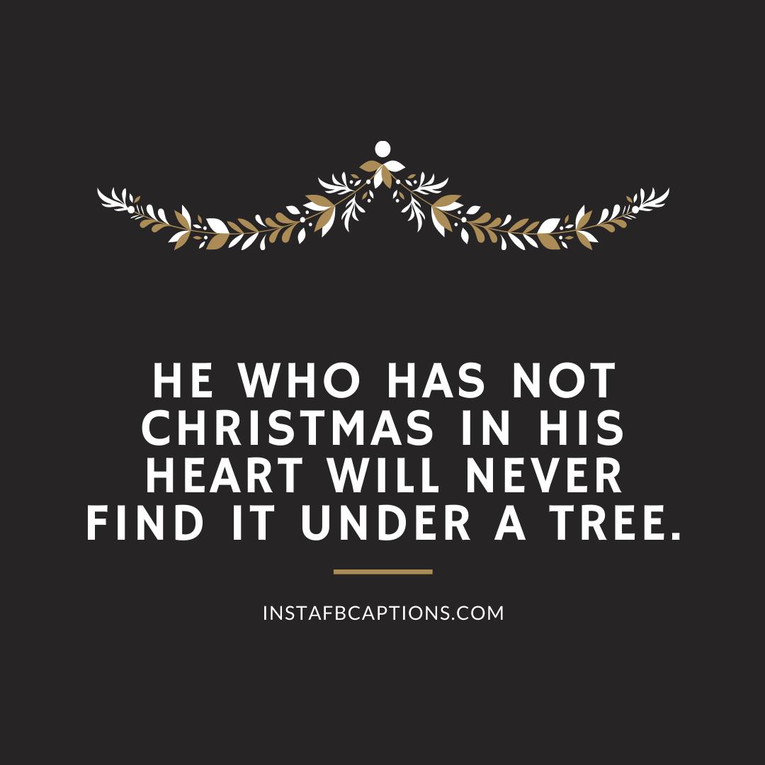 Religious Christmas Quotes  - Religious Christmas Quotes - 200+ CHRISTMAS Instagram Captions & Quotes 2021