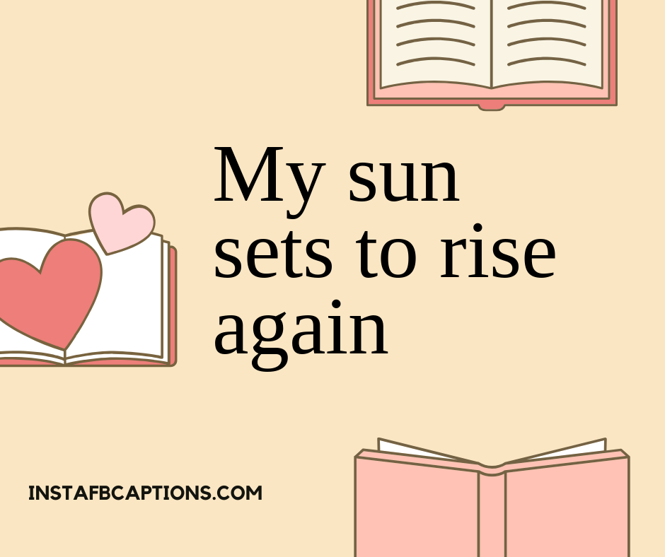 Sunrise Captions  - Sunrise Captions - 300+ GOOD MORNING Instagram Captions & Quotes 2021
