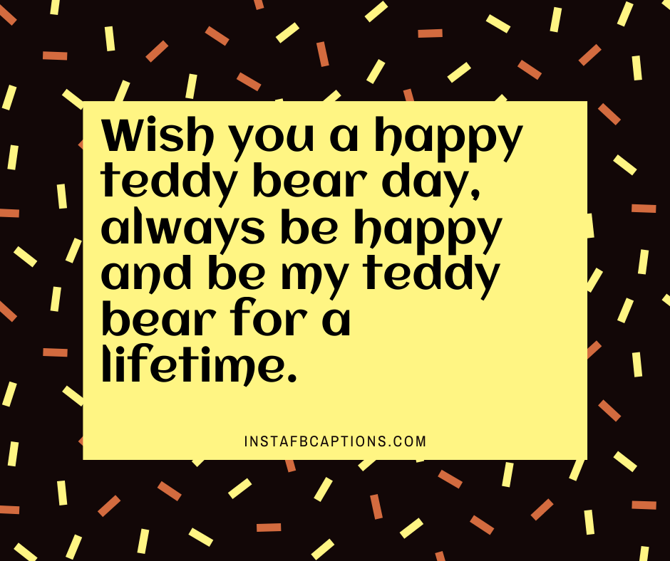 Teddy Day Messages For Your Boyfriend  - Teddy Day Messages for your Boyfriend - 250+ TEDDY DAY Instagram Captions & Quotes 2021