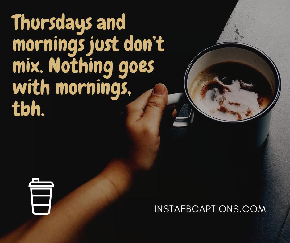 Thursday Instagram Hashtags  - Thursday Instagram Hashtags 2 - 150+ THURSDAY Instagram Captions 2021