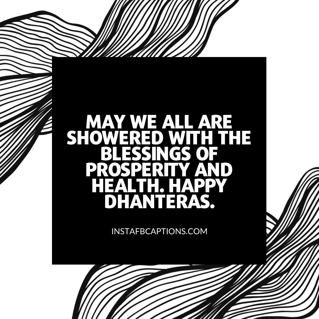 Dhanteras Wishes Captions  - Dhanteras Wishes Captions - 50+ DHANTERAS Instagram Captions, Quotes & Wishes 2021